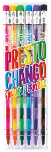 Presto Chango Crayon Set