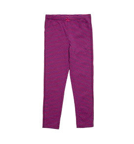 Very Berry/Magenta Stripe Legging
