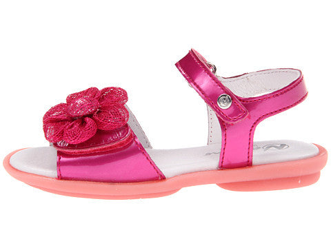 Pink Sandal With Flower
