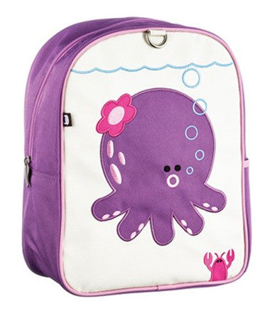 Penelope Octopus Little Kid Back Pack