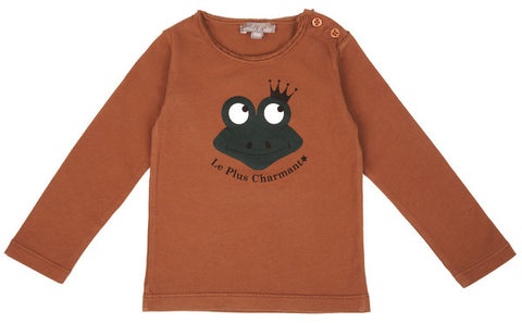 Frog Prince Long Sleeve Tee