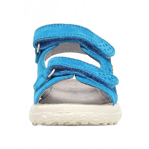 Blue Sandal With Star Detail