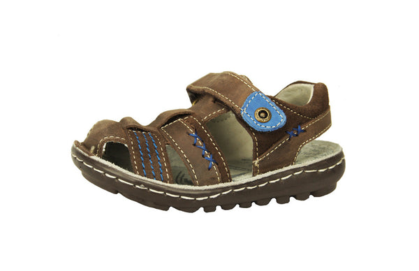 Brown Fisherman Sandal