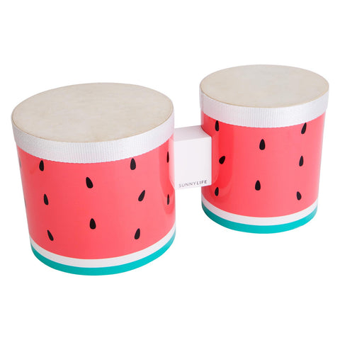 Watermelon Bongo Drum