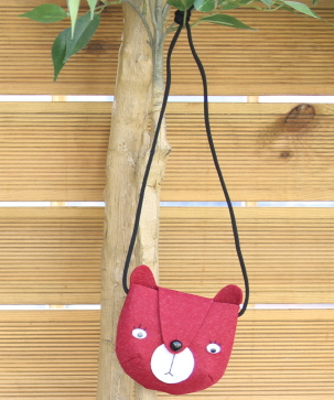 Red Bear Pocketbook
