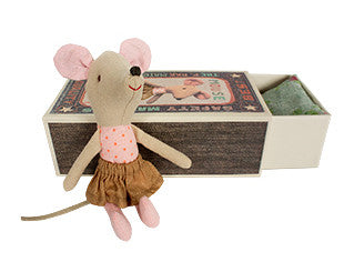 Big Sister Mouse in a Box