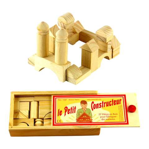 Le Petit Constructeur (The Little Builder) Mini Set