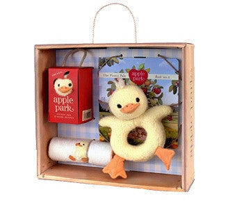 Ducky Picnic Pal Gift Crate