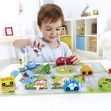 Busy City Play Set