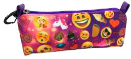 Emoji Pancil Case - Assorted Colorways