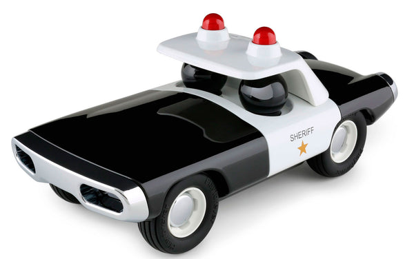 Maverick Heat Car - Sheriff Black/White