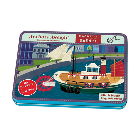 Anchors Aweigh Magnet Play Set
