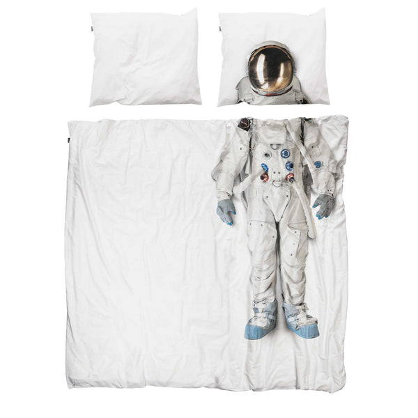 Astronaut Duvet Cover & Pillow Case Bedding Set - Now Available in Twin or Full Size