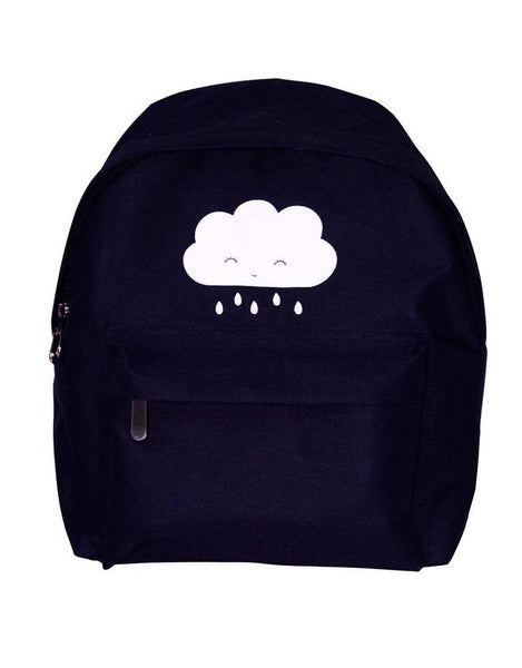Rain Cloud Toddler Backpack