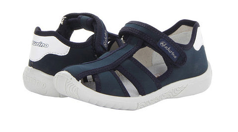 Sport Fisherman Sandal in Navy