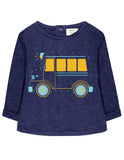 Baby Boys Connect the Dots Bus 2 Piece Set