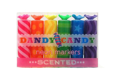 Dandy Candy Scented Markers