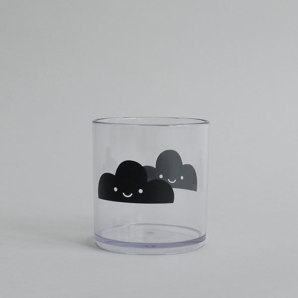 Happy Clouds Tumbler