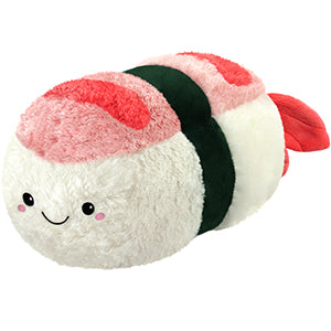 Squishable Shrimp Sushi 15""