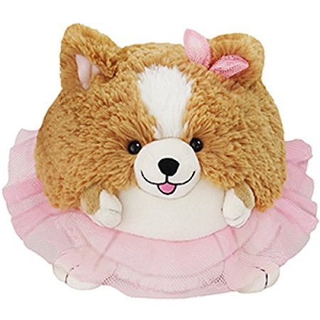 Squishable Corgi in Tutu 7""