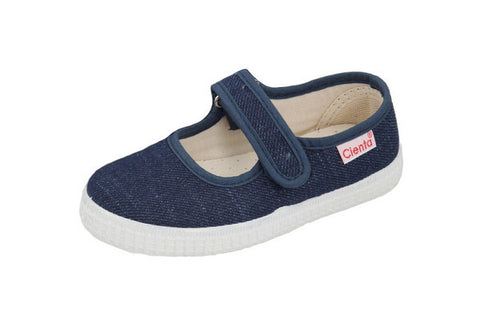 Denim Mary Jane Sneaker