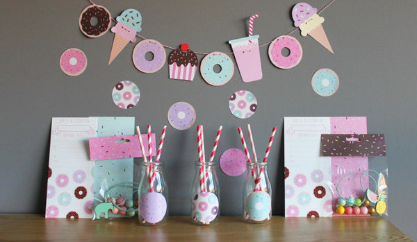 Sweet Treats Garland