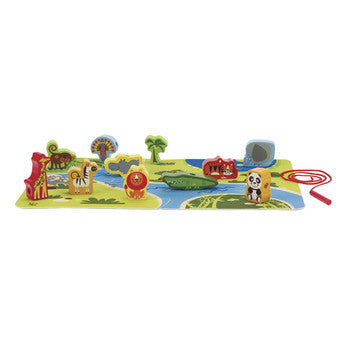 On Safari Play Set