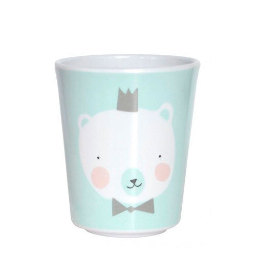 Polar Bear Drinking Cup