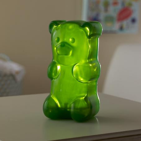 Gummy Bear Green Night Light