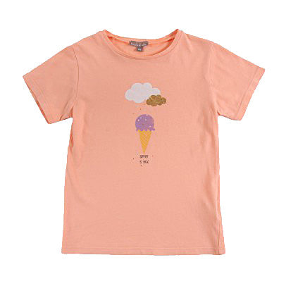 Summer is Magic Tee in Melon
