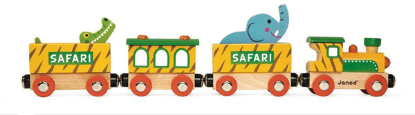 Story Express Train & Safari Set