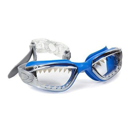 Jawsome Shark Goggles in Royal Blue