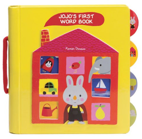 Jojo's First Word Book