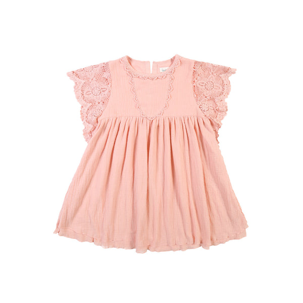 Juliaca Dress in Pink