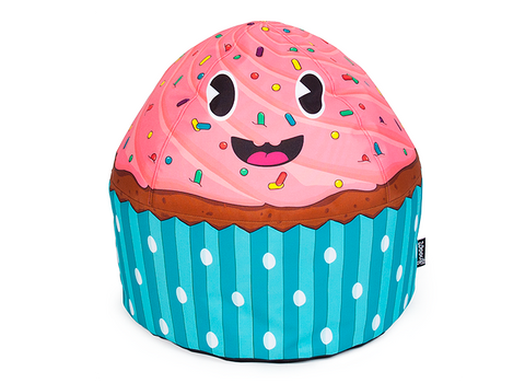 Mini Cupcake Bean Bag Chair