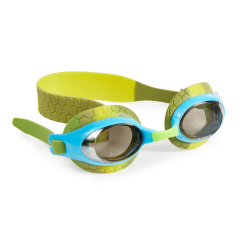 Snappy Turtle - Light Blue/Green