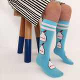 Milk Socks - MULTIPLE SIZES