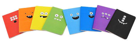 Monster Tales - Pocket Pals Notebook Set