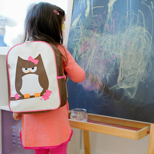 Papar Owl Little Kid Back Pack