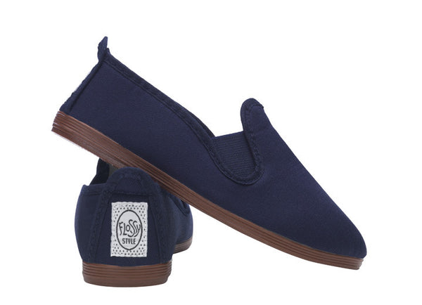Slip-On Shoes in Navy