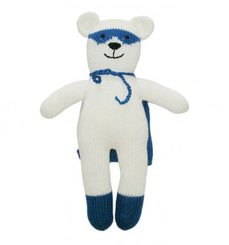 Super Polar Bear Doll