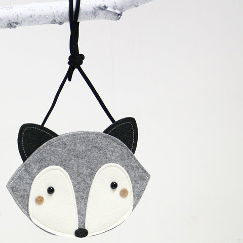 Raccoon Pocketbook