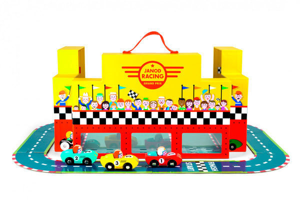 Grand Prix Suitcase Set