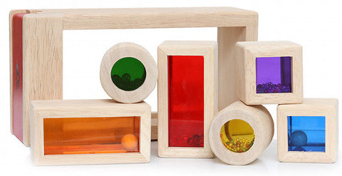 Rainbow Sound Blocks