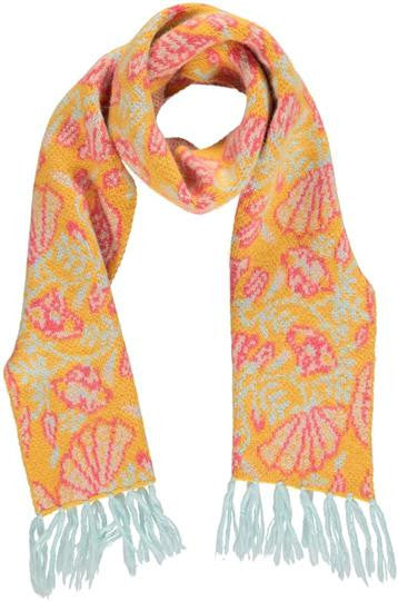 Roulotte Scarf in Yellow Multi