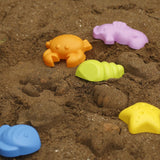 Sea Creatures Sand Toys Set