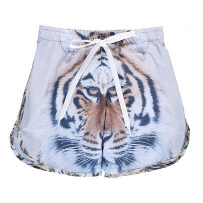 Tiger Swim Trunks