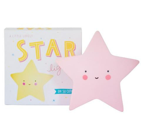 Mini Star Light in Pink