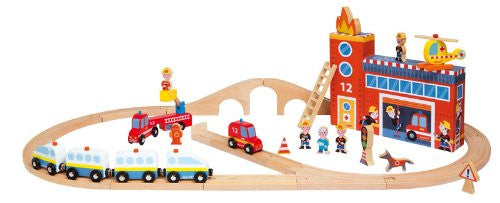 Story Express Firefighters Set