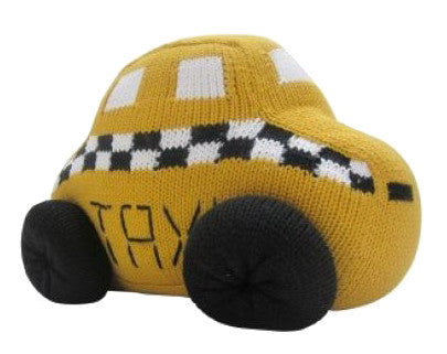 Large Taxi Pillow